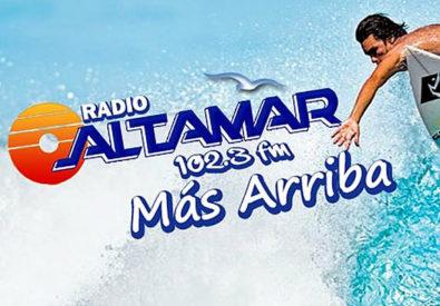 Radio Altamar 102.3 ...