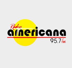 Radio Americana 95.7...